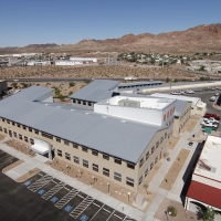 Aerial Photo:  Bureau of Reclamation Complex