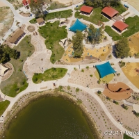 Aerial Photo:  Craig Ranch Regional Park