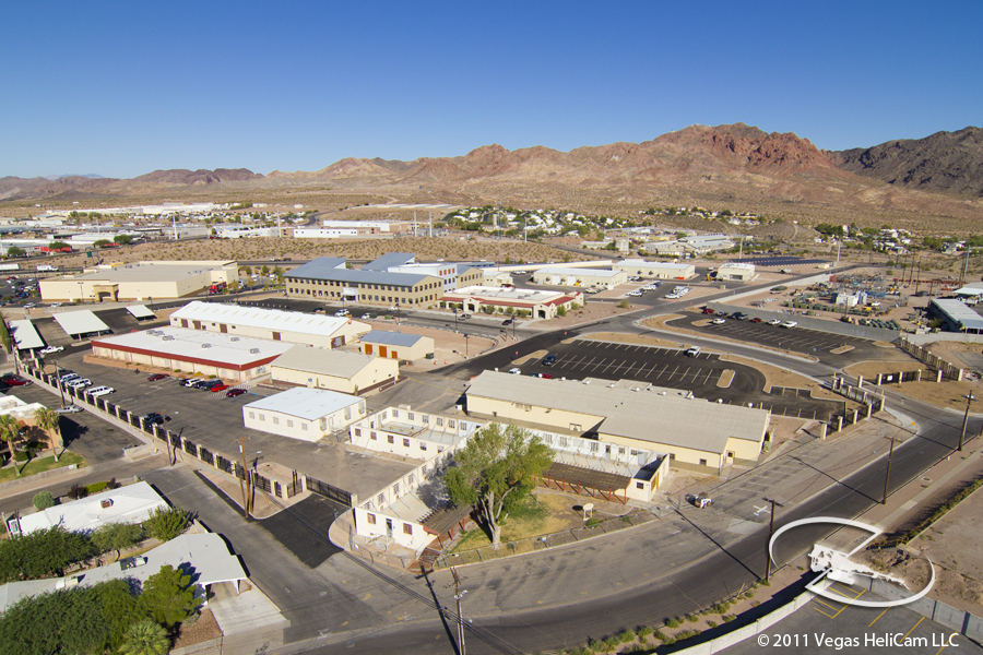 Rc helicopter with video camera captures the bureau of reclamation date street complex - Us bureau of reclamation ...