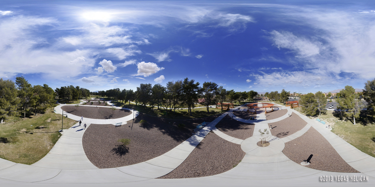 Garden Plaza at Craig Ranch Regional Park