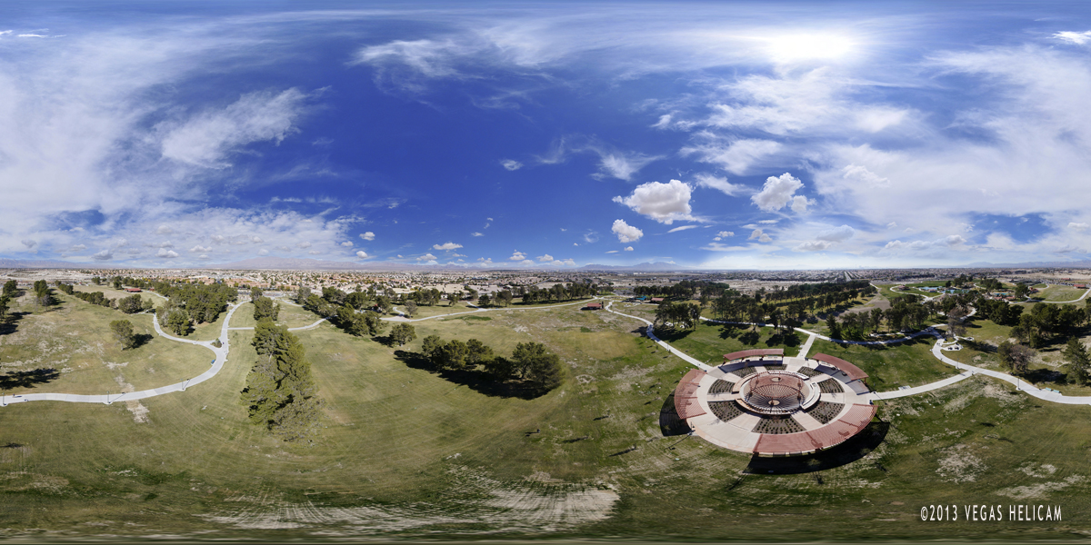 Central Plaza at Craig Ranch Regional Park