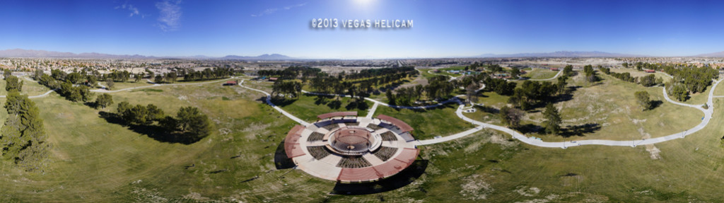 Virtual Reality Tours created by Vegas Helicam